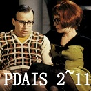 PDAIS 2~11 Ghostbusters 1 & 2