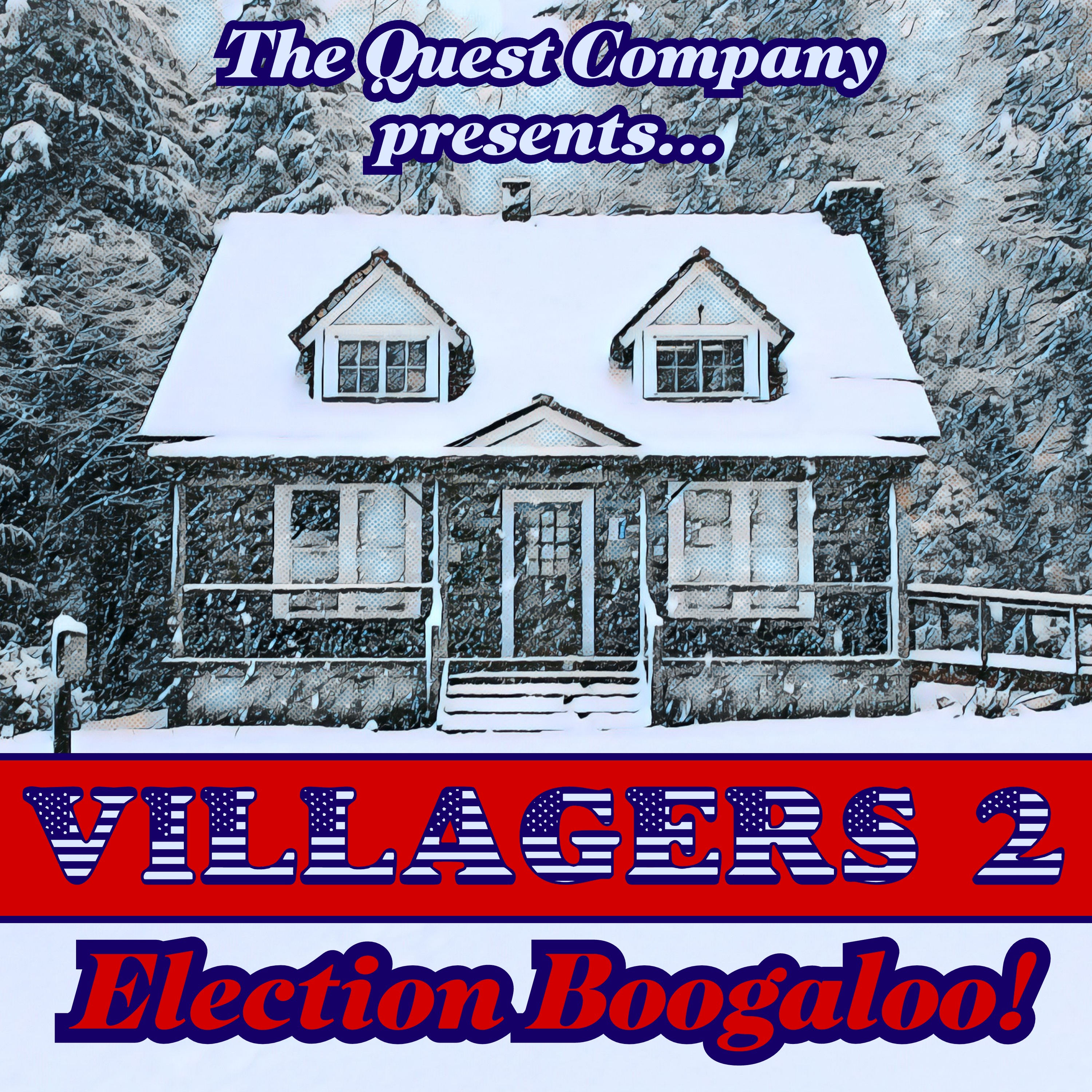 VILLAGERS - Ep. 13 - Town Council show art