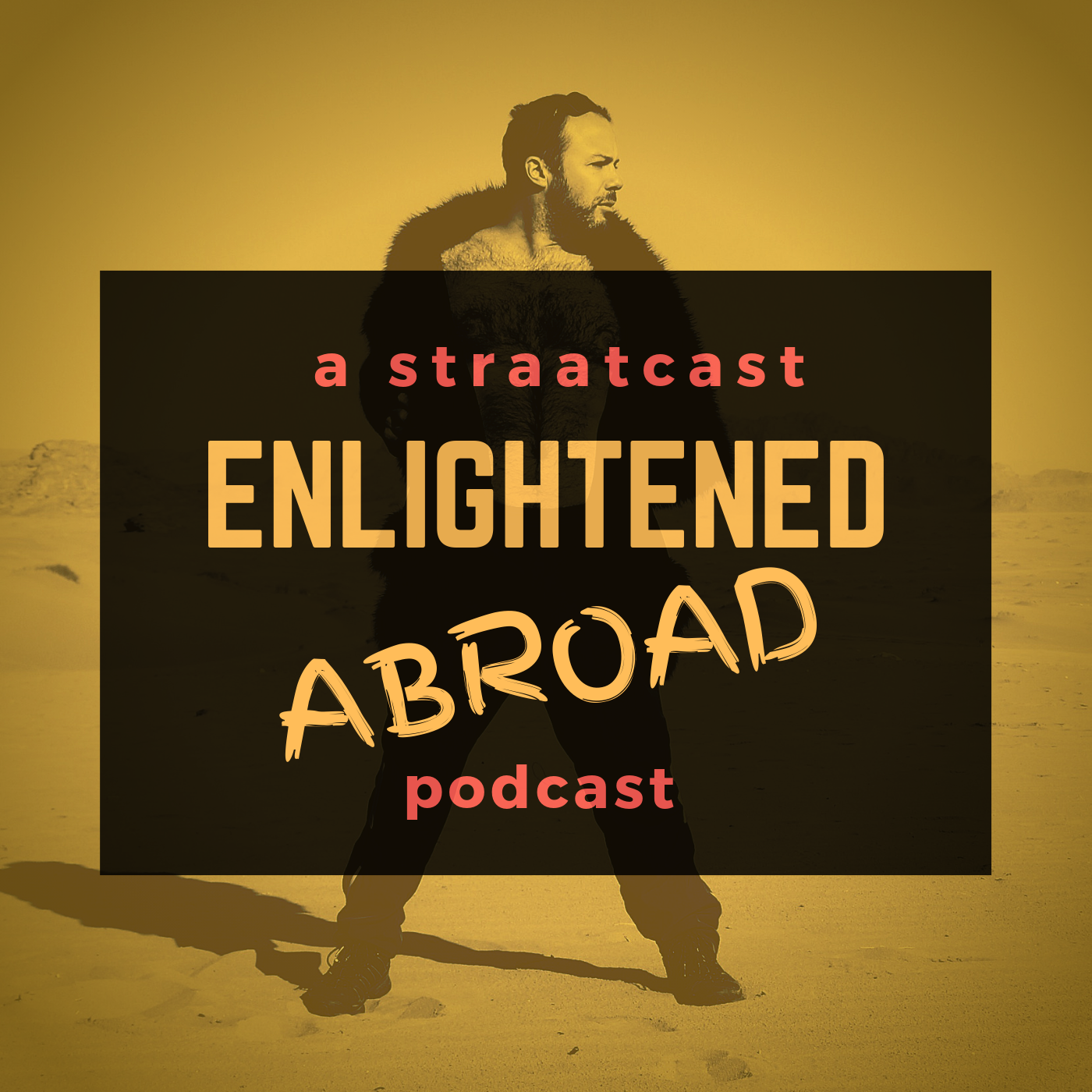 Enlightened Abroad show art
