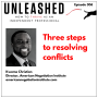 Artwork for 306. Kwame Christian shares three steps to resolve conflicts
