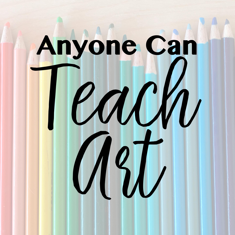 Anyone Can Teach Art | from Ridge Light Ranch show art