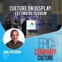 Artwork for Culture on Display : Letting Go to Grow with Josh Axelberd, Displayit
