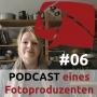 Artwork for PEF 06: Interview mit Food-Fotografin Elisabeth Cölfen