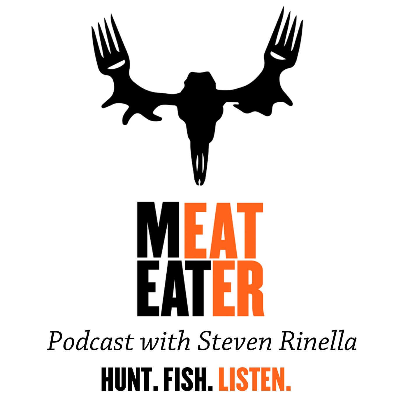 Artwork for Episode 040: Paducah, Kentucky. Steven Rinella talks with small-game and catfish aficionado Kevin Murphy, along with Janis Putelis, Garret Smith, and Adam Moffat from the MeatEater crew.