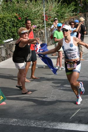 Simplystu #91: Mirinda Carfrae - 2010 Ironman World Champion