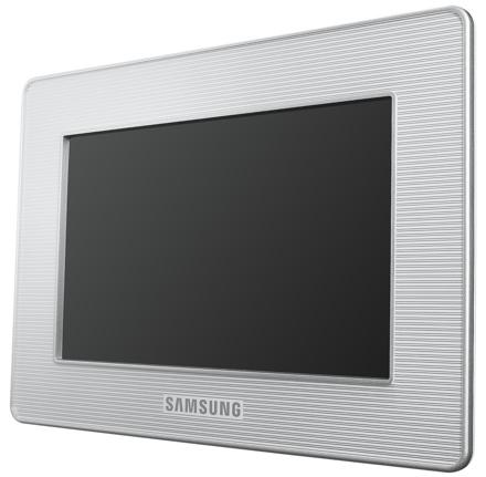 Samsung presenta los marcos para fotos SPH-72H y SPH-72V (con WiFi)
