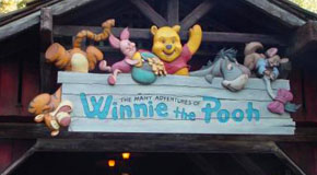 BDH #15 - The Many Adventures of Winnie the Pooh