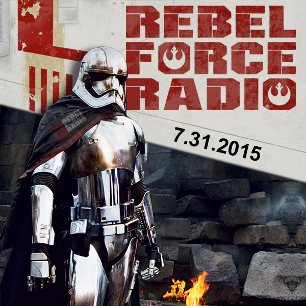 RebelForce Radio: July 31,2015