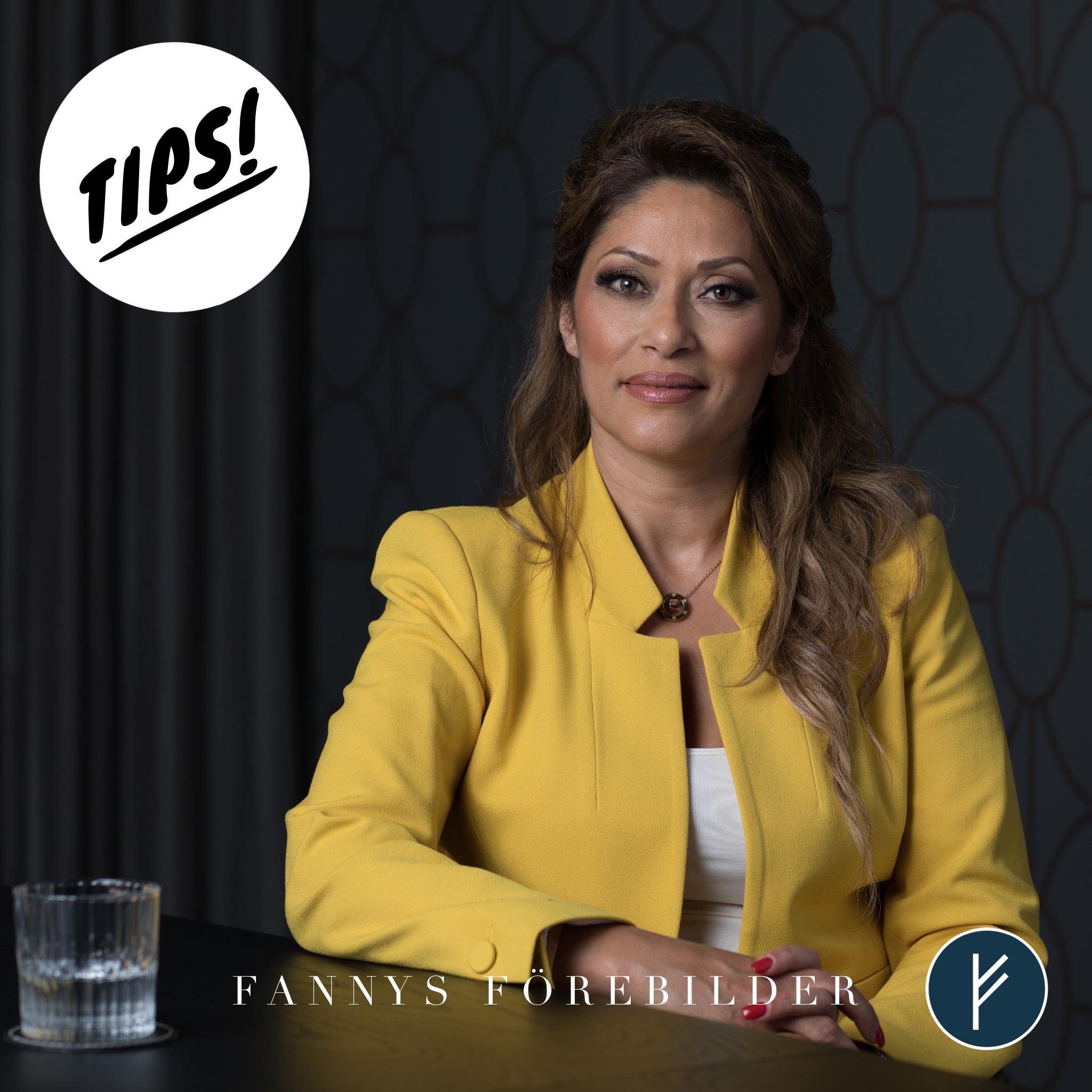 Tips! med Azita Shariati