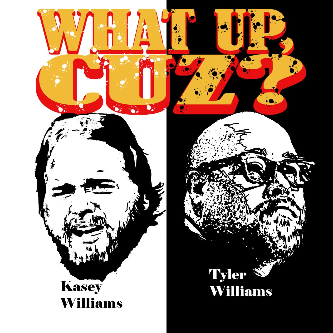 Artwork for What Up, Cuz? 03: imthebomb.com