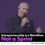 Artwork for Entrepreneurship is a Marathon, Not a Sprint