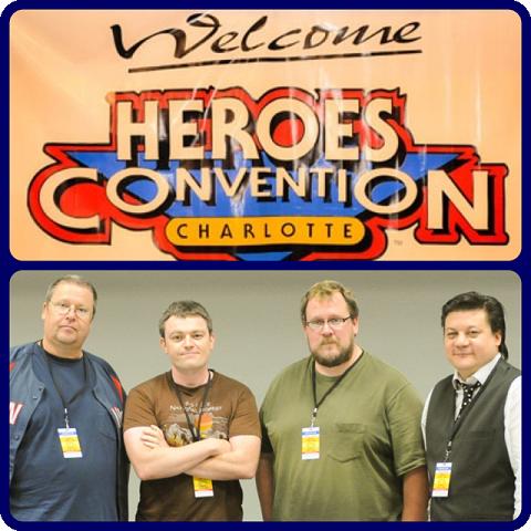 Episode 416 - Heroes Con Panel w/ Adam Hughes, Scott Snyder and Bill Willingham!