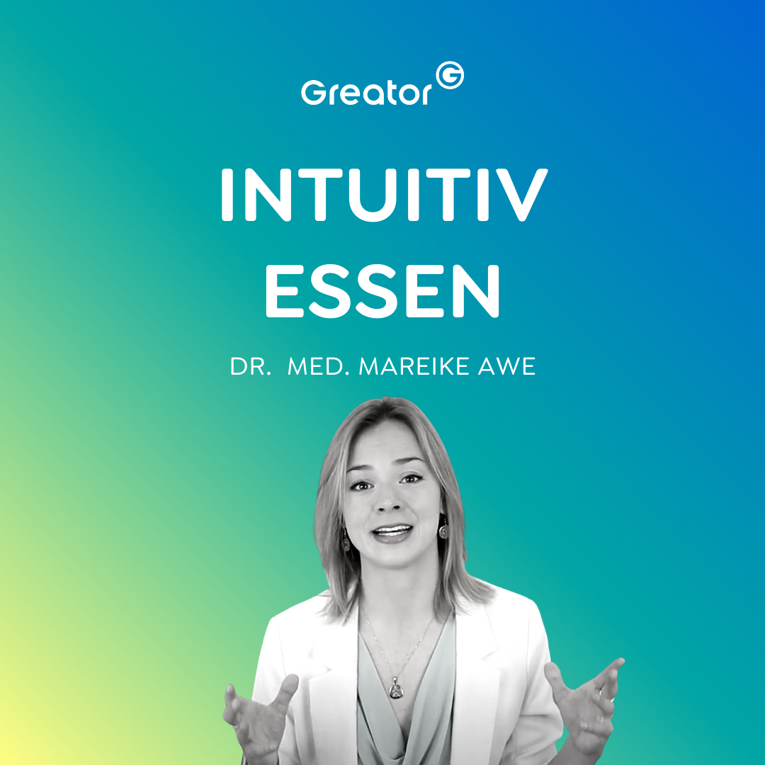 Gesund abnehmen: Mit Selbstliebe & Leichtigkeit zum Wohlfühlgewicht // Dr. med. Mareike Awe