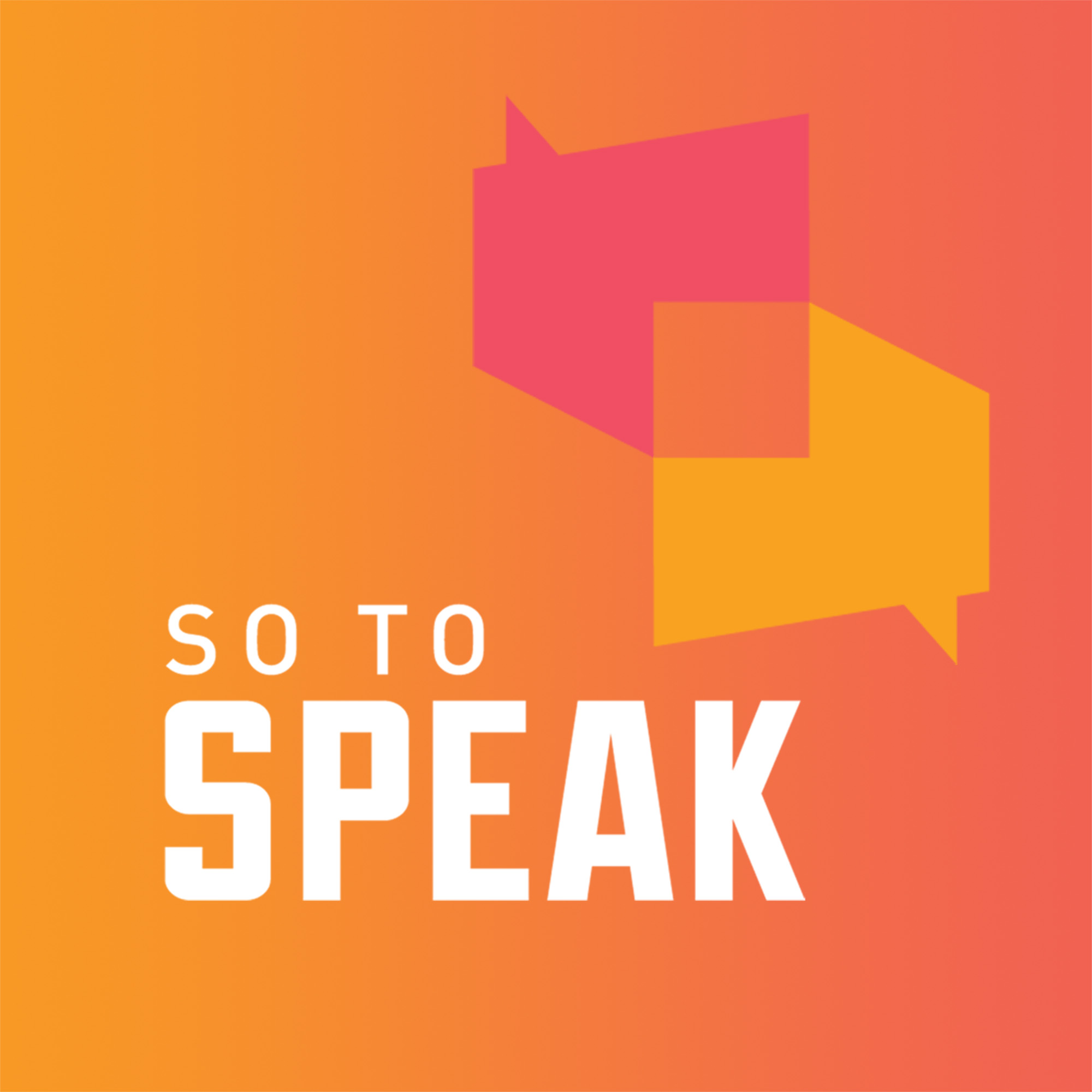 So to Speak: The Free Speech Podcast show art
