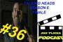 Artwork for 365Flicks #36 Talking Heads Walking Dead Finale Re-Cap S06E16 Negan.. Worth The Wait???