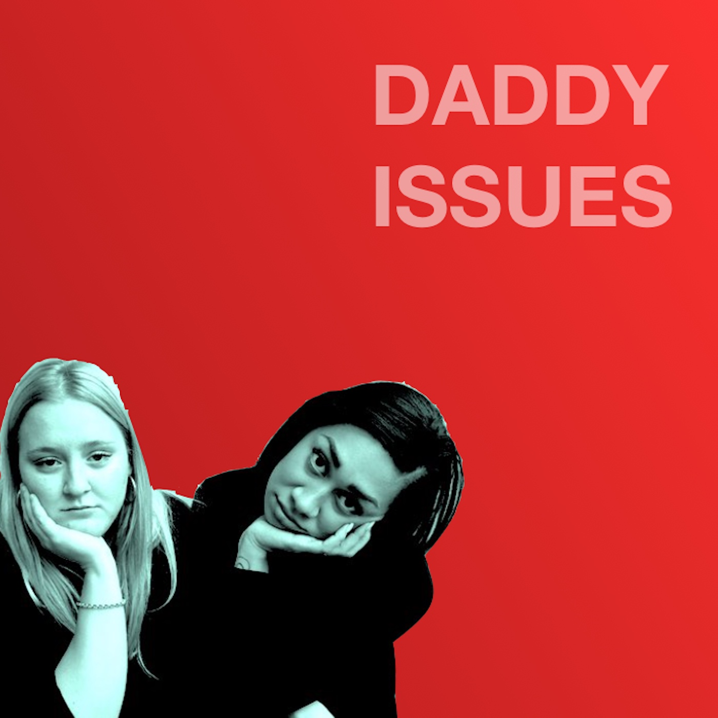 Daddy Issues show art