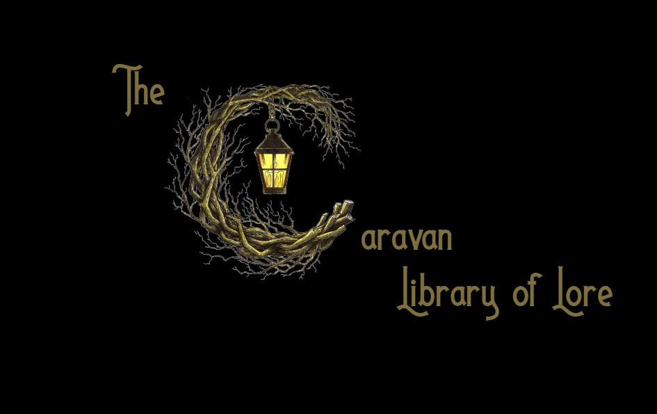 The Caravan, Library of Lore Podcast show art