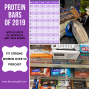 Artwork for Protein Bars of 2019