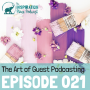Artwork for 021: The Art of Guest Podcasting with Nicole Holland