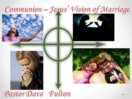 Communion - Jesus' Vision of Marriage