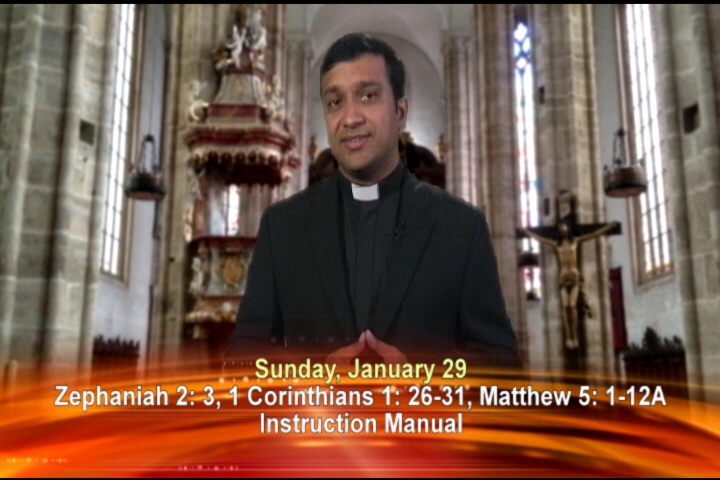 Artwork for Sunday, January 29, 2017 Today's topic: Instruction Manual