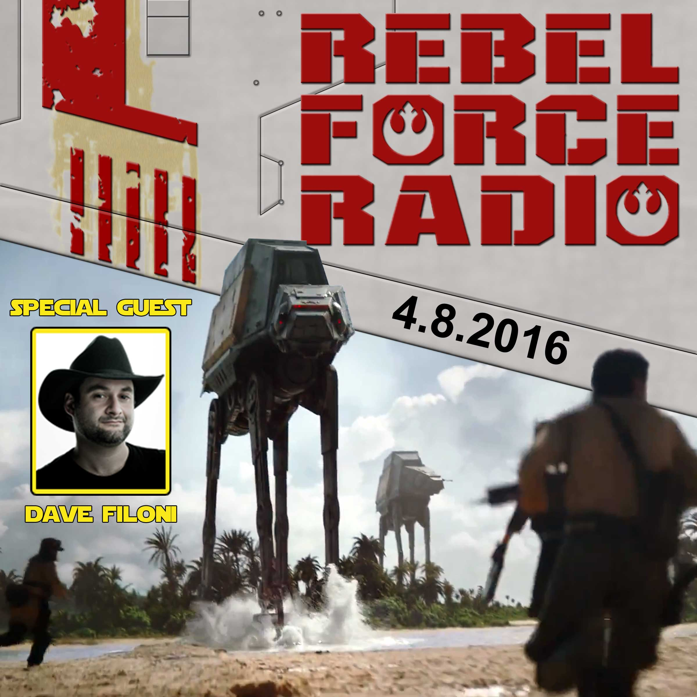 Rebel Force Radio: April 8, 2016