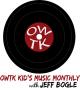 Artwork for OWTK Kid's Monthly Music Podcast June 2012