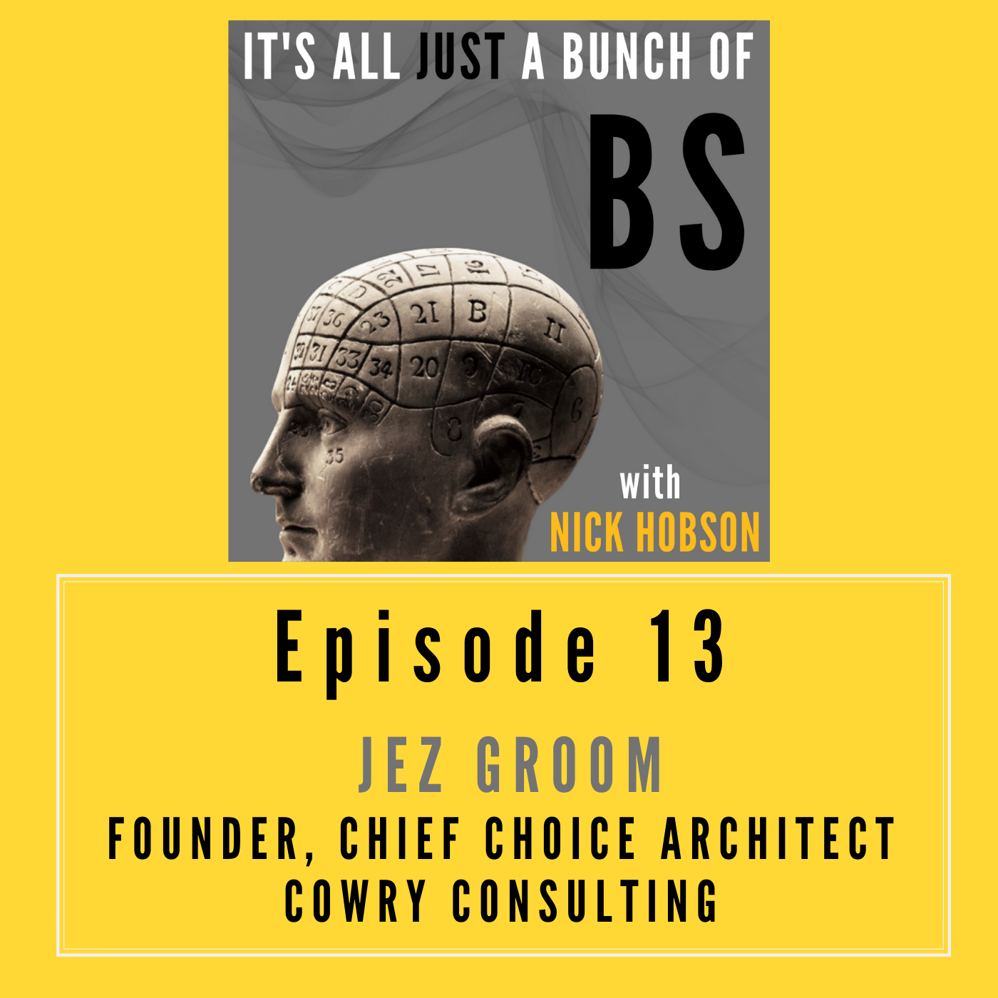 Episode 13 with JEZ GROOM: The Remarkable Ripple of Small Behavioral Tweaks to Make Big Change