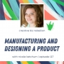 Artwork for Episode 117 - Manufacturing and Designing a Product with Nicole Ketchum