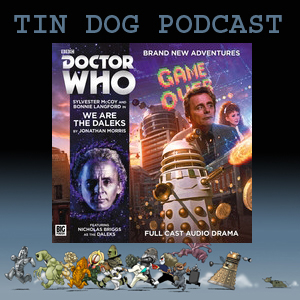 TDP 497: Big Finish Main Range 201 - We Are The Daleks