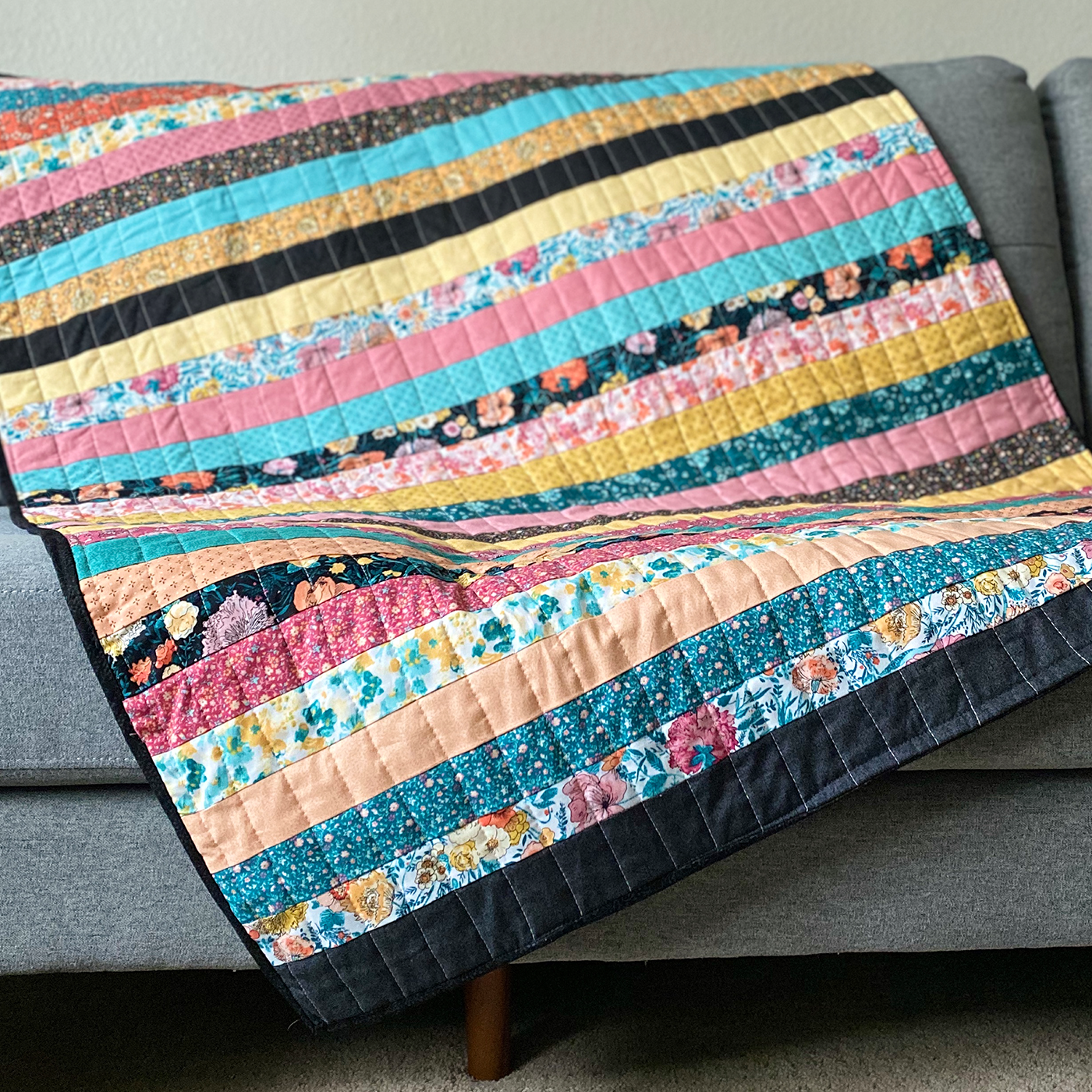 Kate's Quilt and Giving