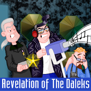 Episode 72 - Revelation of the Daleks