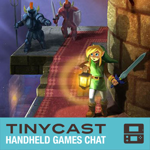 TinyCast 013 - A Link Between Zeldas