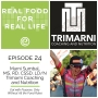 Artwork for Episode 24: Marni Sumbal, Trimarni Coaching and Nutrition