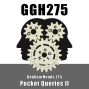 Artwork for GGH 275: Pocket Queries II