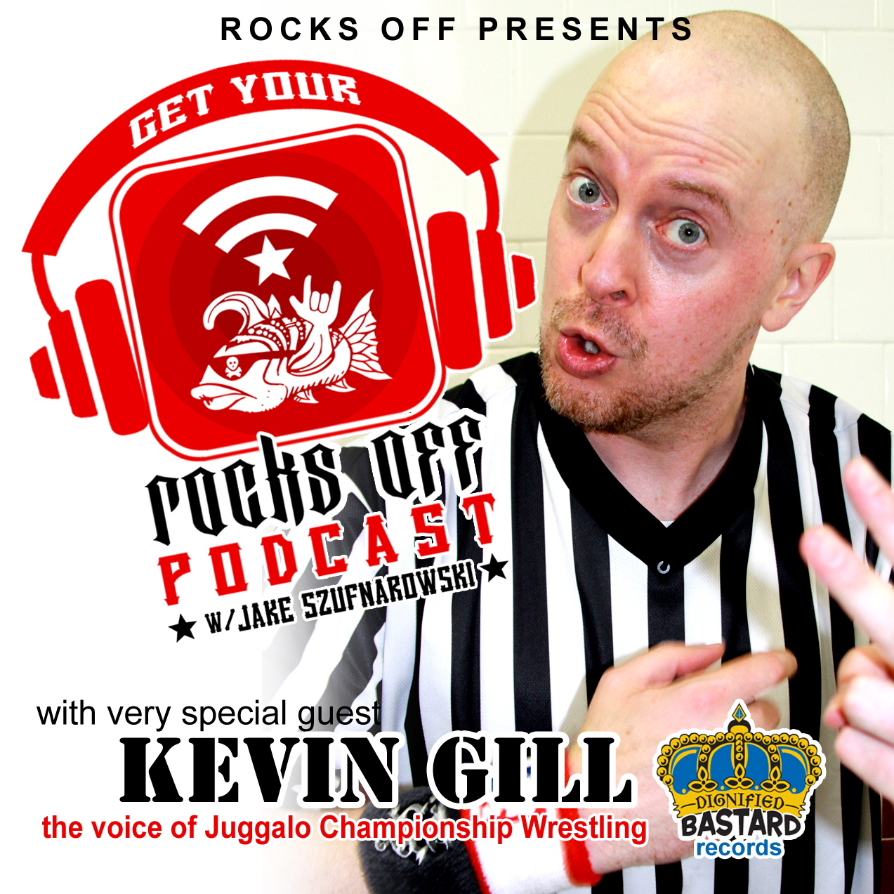 8. Get Your Rocks Off With Kevin Gill