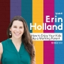 Artwork for 046 How to Enjoy Your Kids As a Working Parent with Erin Holland