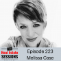 Artwork for Episode 223 - Melissa Case, Manager, Social Community, Campaigns and Content at Citrix