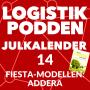 Artwork for Lucka 14 - FIESTA-modellen: Addera