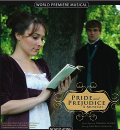 """Pride and Prejudice"" the New Musical"