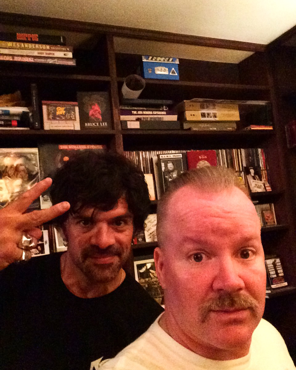 #209:Joey Castillo/Queens of The Stone Age/Danzig/Sugartooth