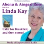 Artwork for 164: Cake for Breakfast with Linda Kay - and then somes!