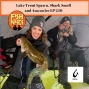 Artwork for Lake Trout Spawn, Shark Smell and Ana on Ice EP 240
