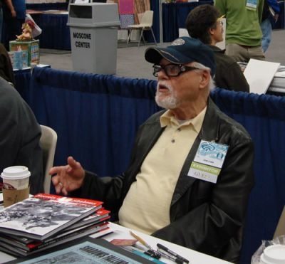 Gene Colan- Words Of Wisdom From