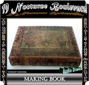 Retro 19 Nocturne!  Making Book