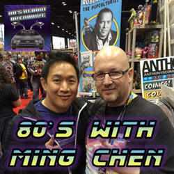 Interview with Ming Chen at C2E2  - 80's Reboot Overdrive