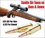 Artwork for Seattle Tries Liberal Gun/Bullet Tax: FAILS