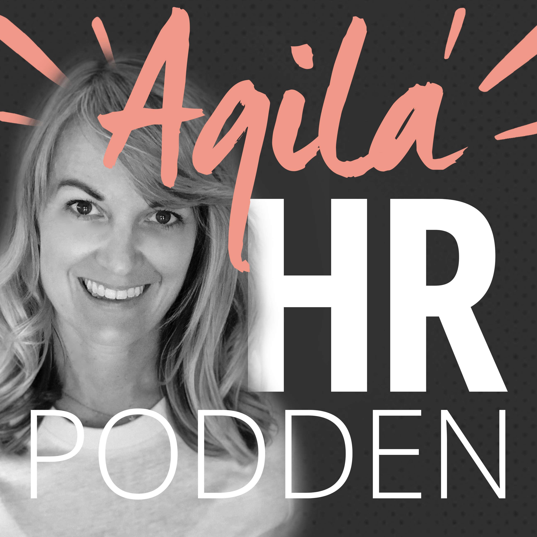 AgilaHRpodden's podcast show art
