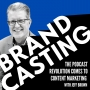 Artwork for The Podcast Revolution Comes to Content Marketing with Jeff Brown