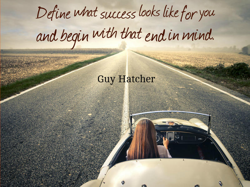 """How to Find Your Calling...and LIVE It"" with Guy Hatcher"